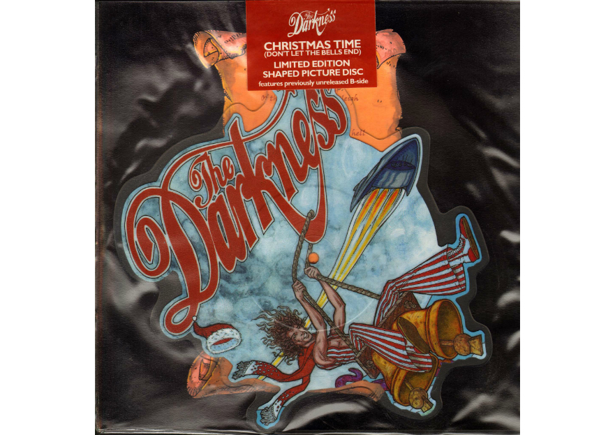 'Christmas Time (Don't Let the Bells End)' – The Darkness