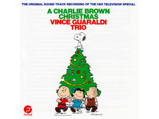 Best Christmas songs Vince Guaraldi Trio - O Tannenbaum
