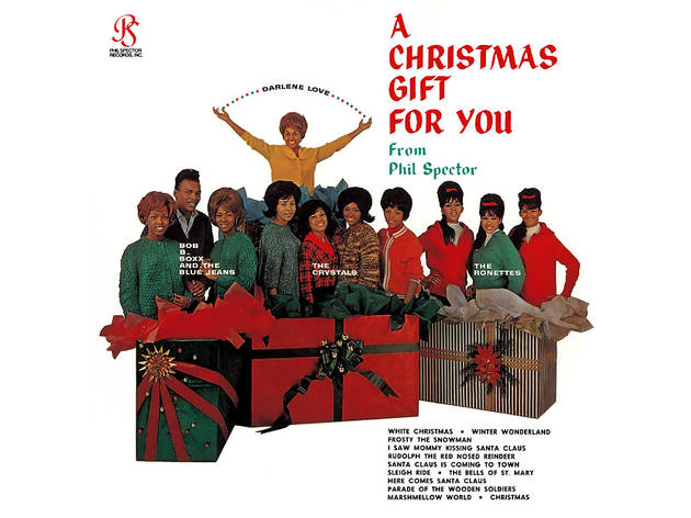 Best Christmas songs The Ronettes - Sleigh Ride