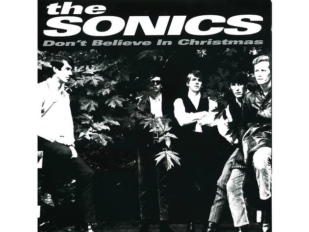 best christmas songs the sonics santa claus