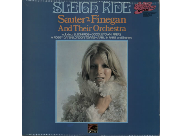 Best Christmas songs Sauter-Finegan Orchestra - Midnight Sleighride