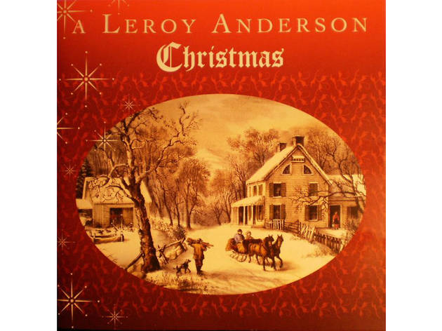 Best Christmas songs Leroy Anderson - A Christmas Festival