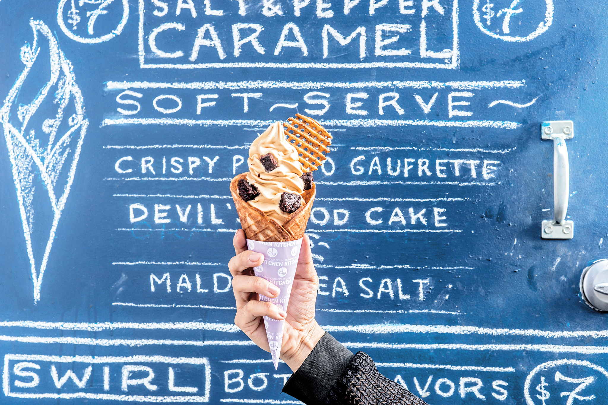 The best soft serve ice cream in NYC