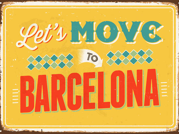 Let's move to Barcelona