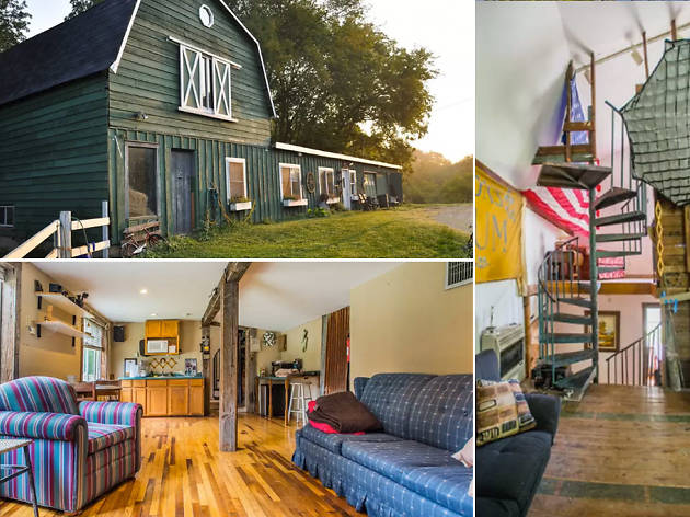 The best Airbnbs for weekend getaways from Chicago