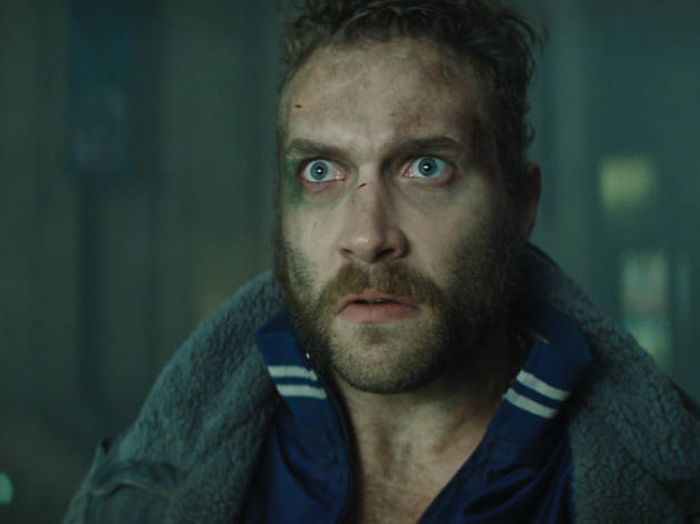 Jai Courtney en Escuadrón Suicida