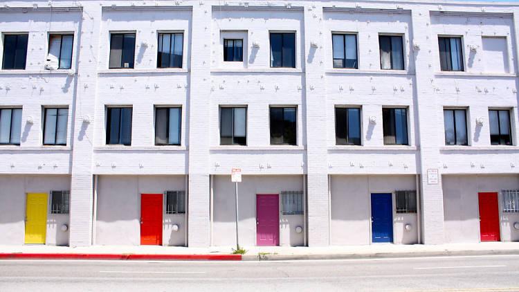 Santa Monica Apartments