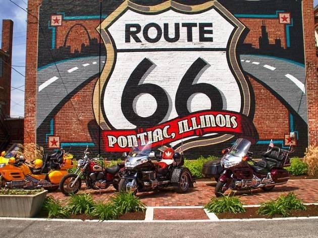 Route 66's 90th Anniversary Celebration