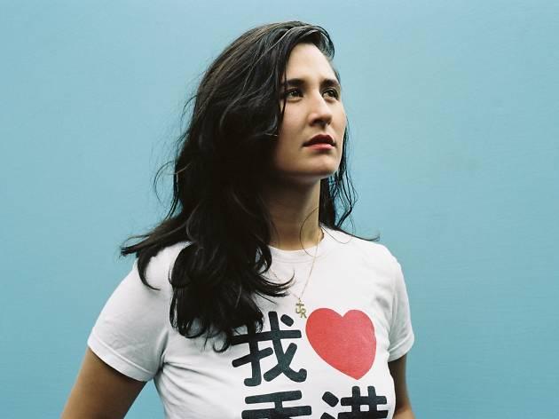 a promo still for Australian songwriter Jess Ribeiro