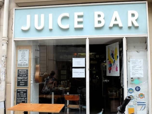 Bob's juice bar (Bob's Juice Bar ©ZT)