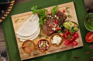 Verde Mar Steak Tacos