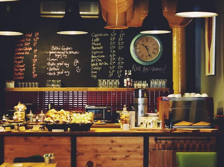 180° Coffee Bakery