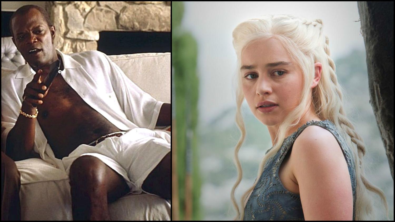 Quand Samuel L. Jackson résume la saga 'Game of Thrones' en moins de 8 minutes...
