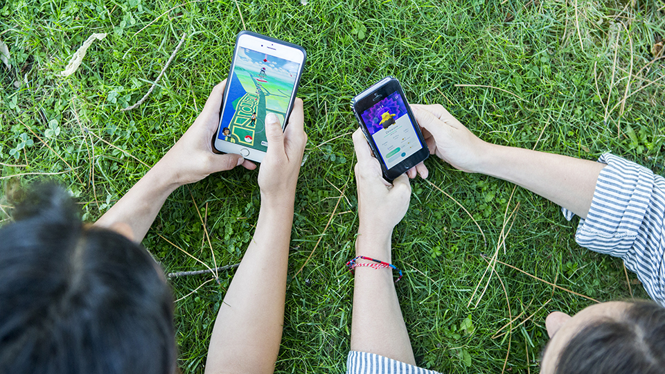 Nine things you'll probably experience while playing Pokémon GO