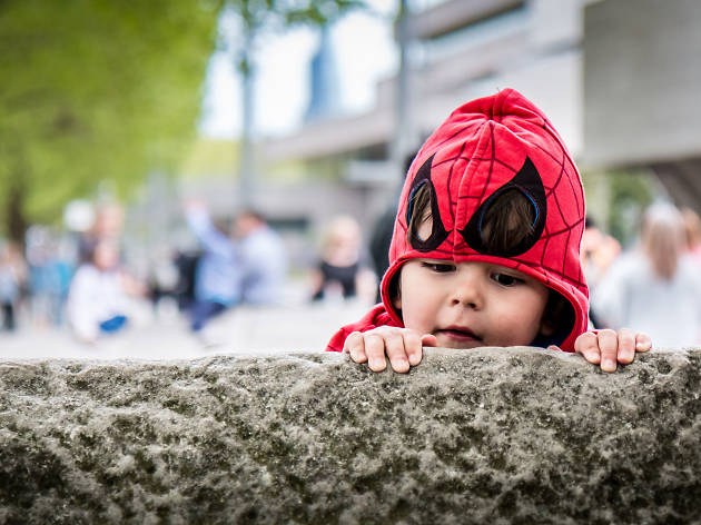 101 things to do in London with kids