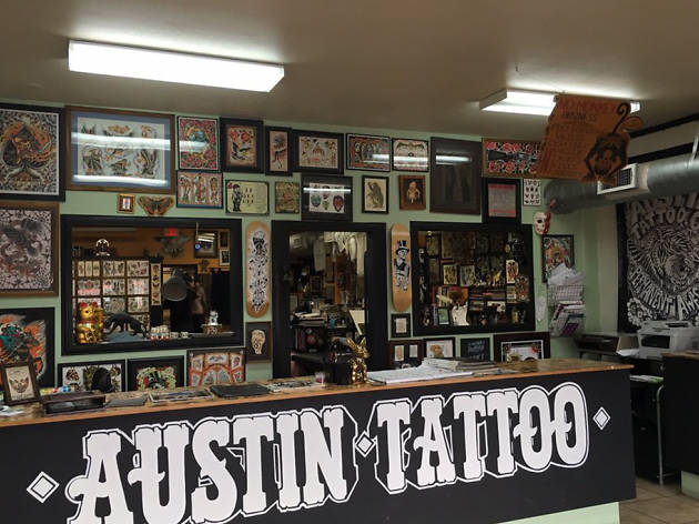 Austin Tattoo Co.