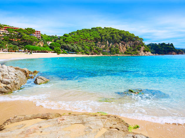 6 platges de la Costa Brava per anar amb nens
