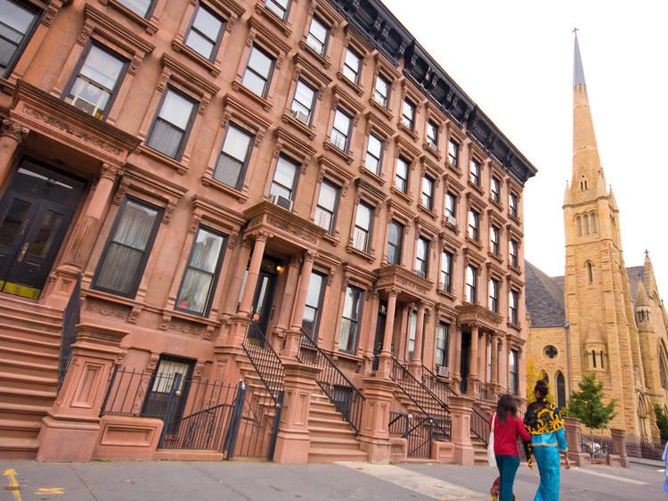 Harlem Walking Tour of Mount Morris Park Historic District