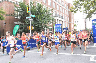 Percy Sutton Harlem 5K