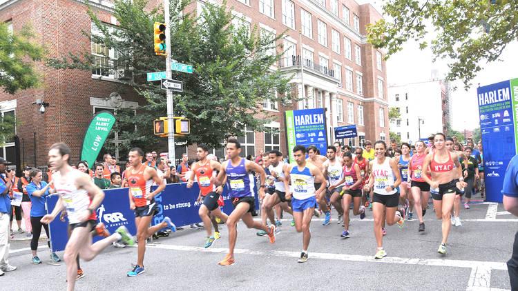 Percy Sutton Harlem 5K