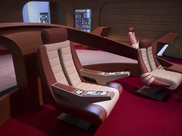 Star Trek: The Starfleet Academy Experience