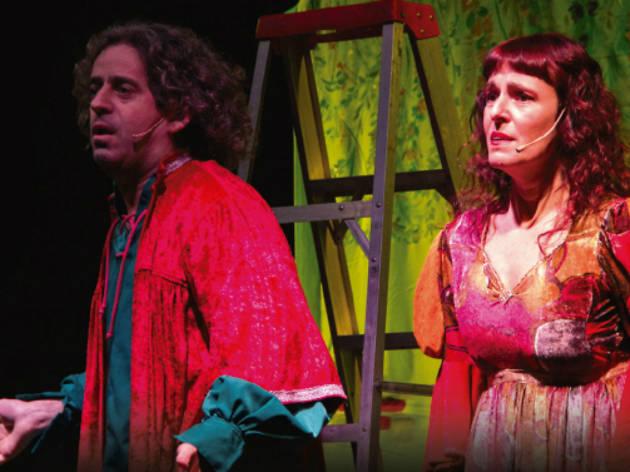 Romeo y Julieta, una obra en construcción
