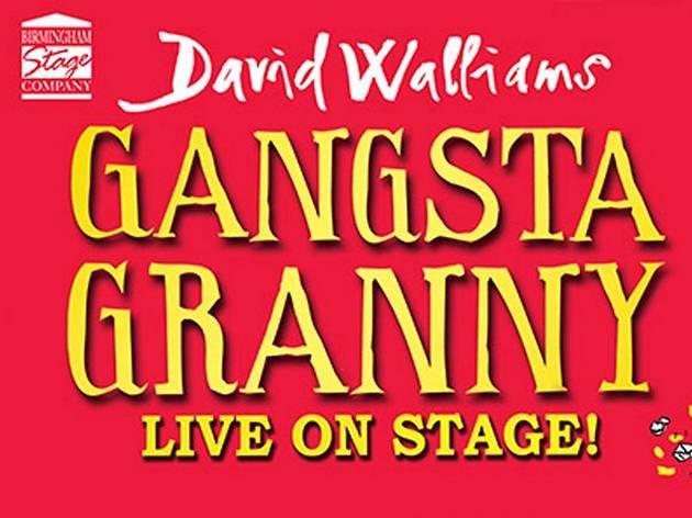 Gangsta Granny: Birmingham Stage Company (Over 5s)