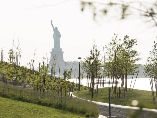 Here's a sneak peek at the Hills on Governors Island