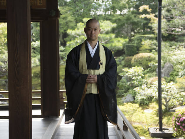 Ryosoku-in Temple's deputy abbot Toryo Ito on the secrets of zazen