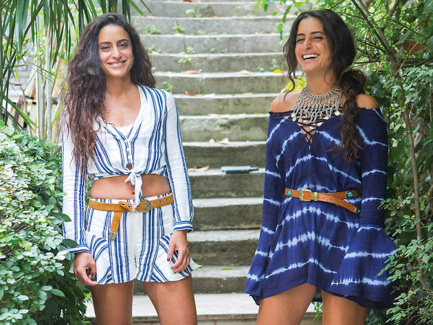 Raisa and Vanessa