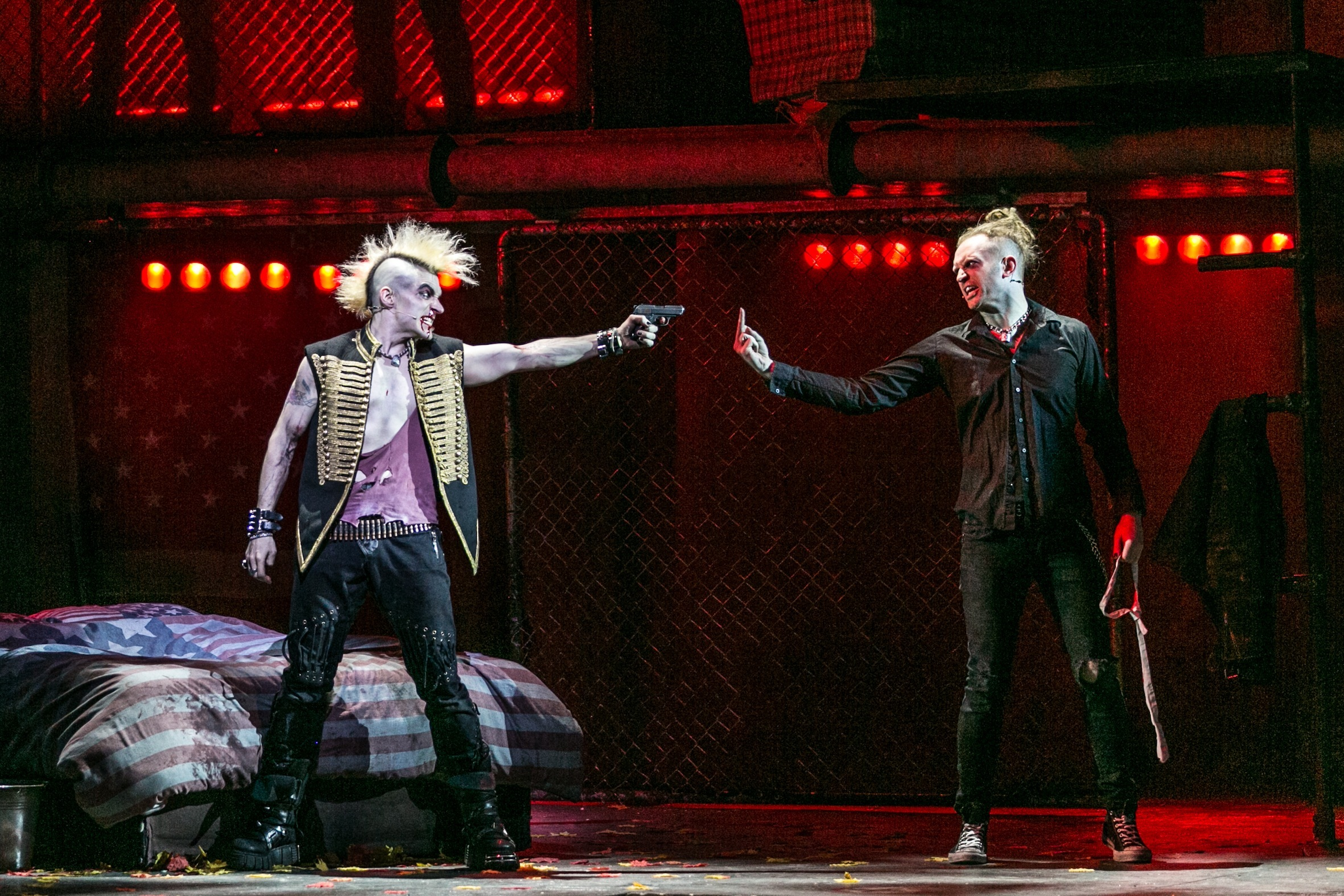 Re-review: American Idiot