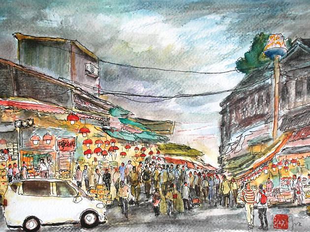 Sketch Hong Kong 2016 Exhibition