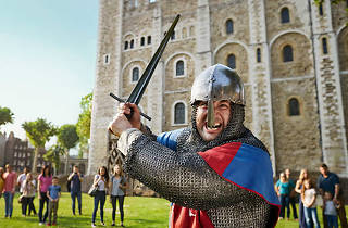 tower of london, kids