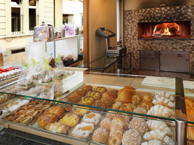 Taste Pasticceria Marnin's renowned pastries