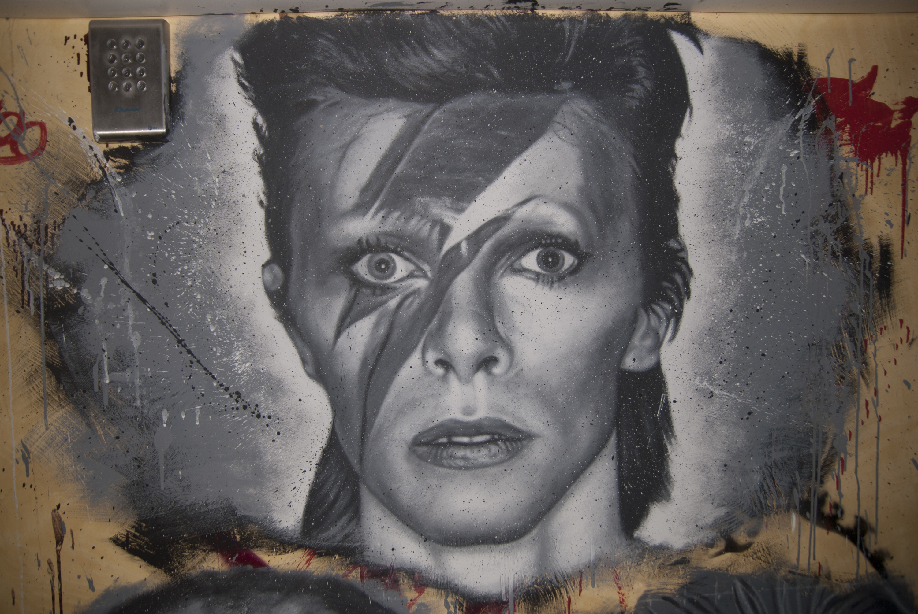David Bowie's massive art collection comes to NY