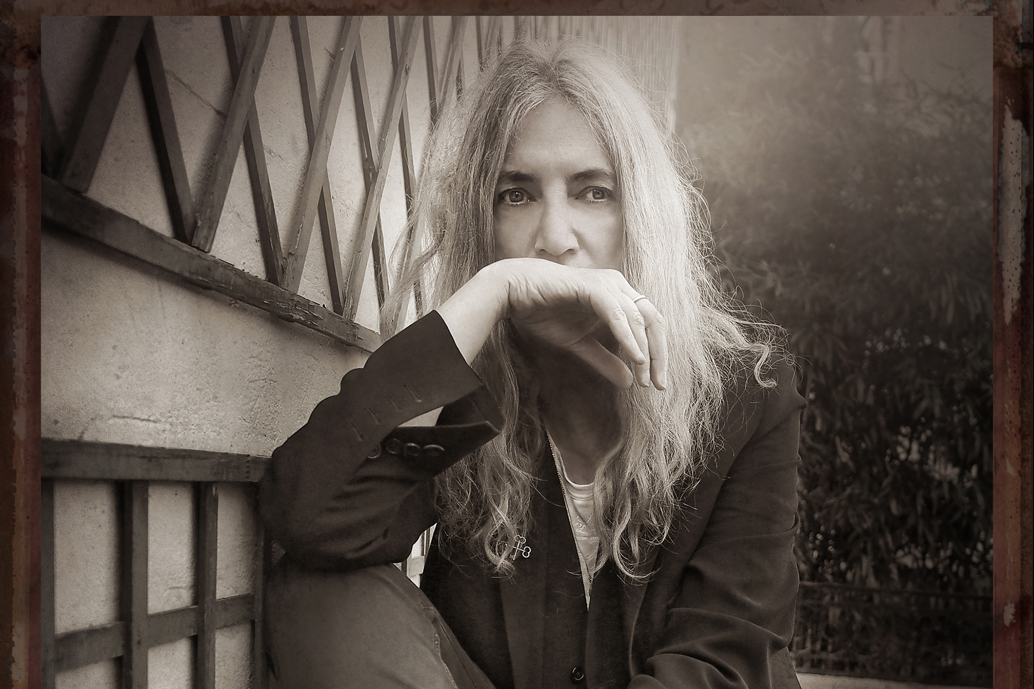 A Night of Words and Music with Patti Smith, Lenny Kaye and Tony Shanahan + Mariachi Flor de Toloache