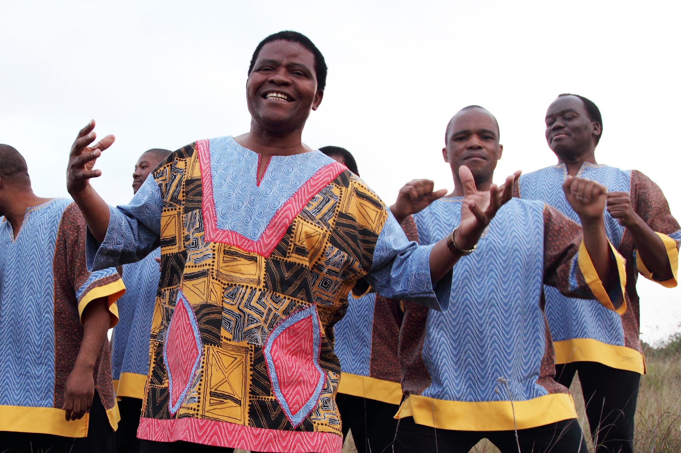 The Hallelujah Train + Ladysmith Black Mambazo