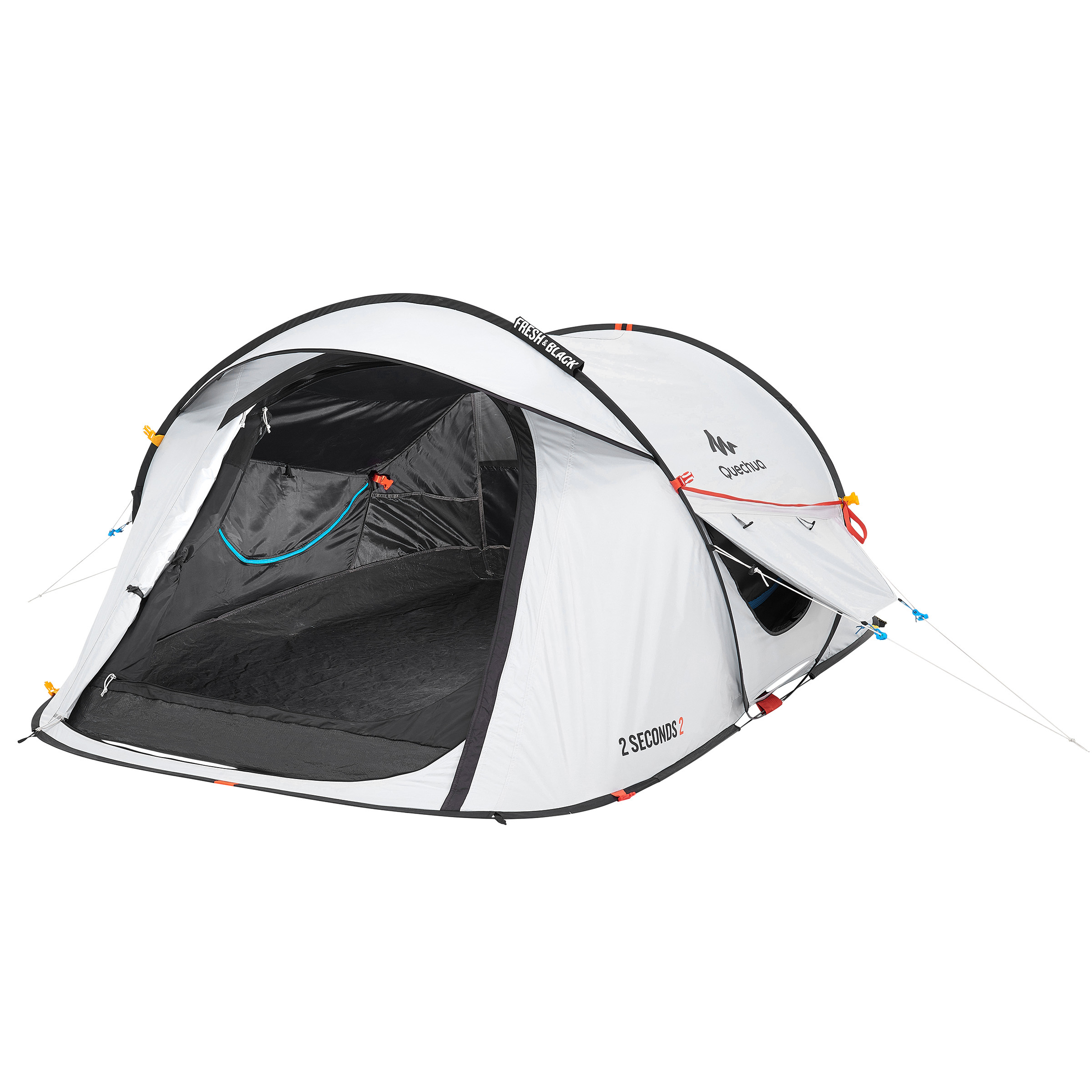 Quechua easy camping tent