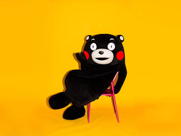 Q&A with Kumamon