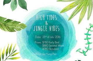 High Tides & Jungle Vibes
