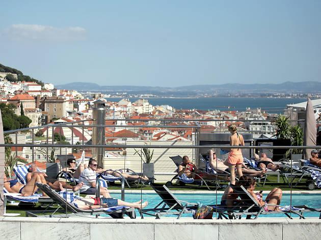 As melhores piscinas de Lisboa