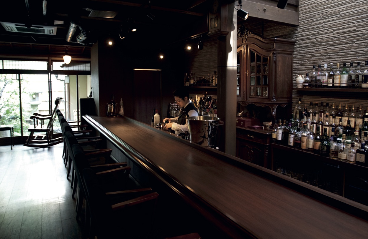 Kyoto's best bars
