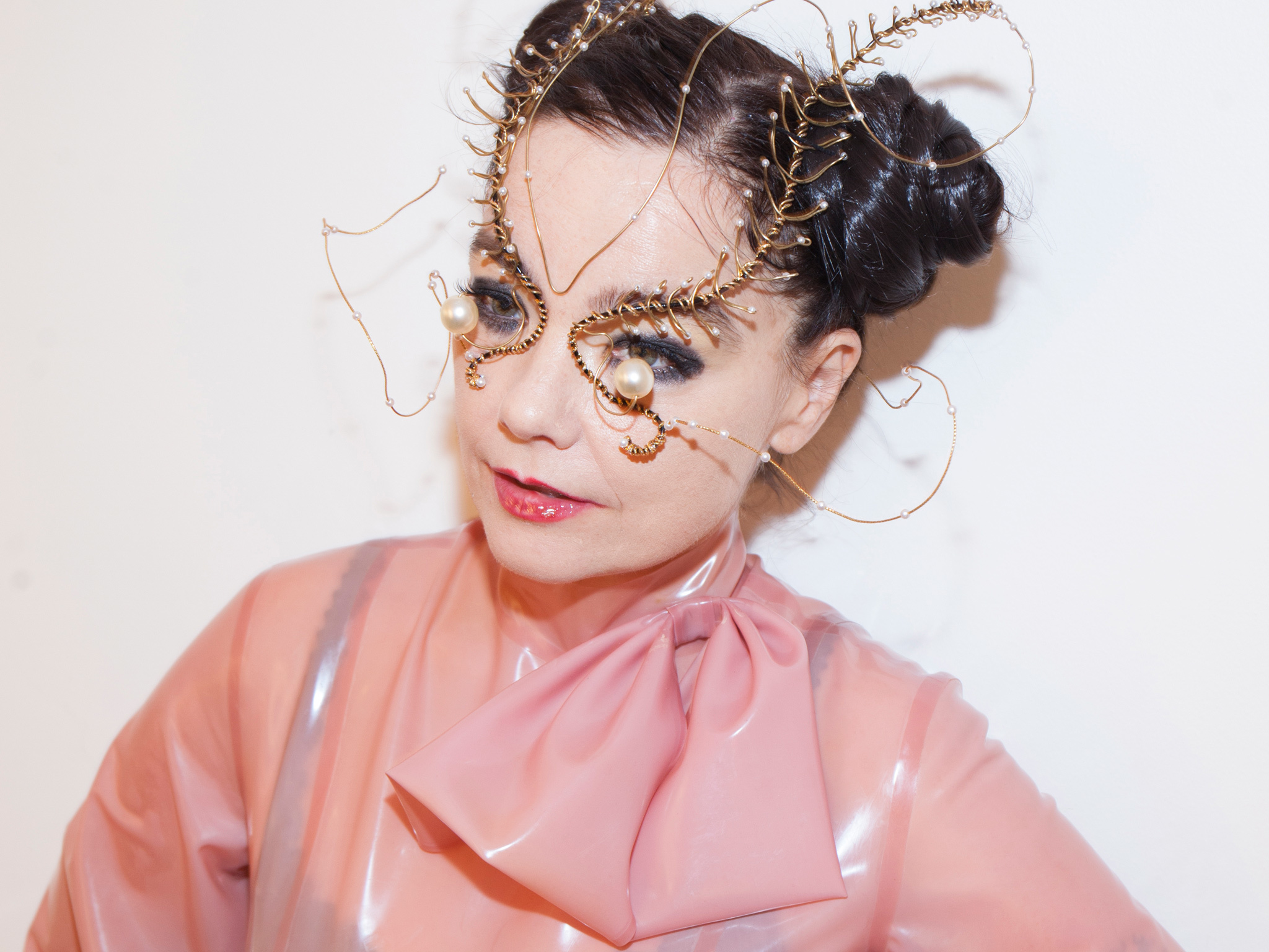Iceland, we forgive you: Björk is coming to London for a gig and exhibition