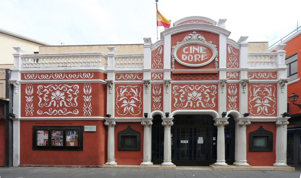 Cine Doré - Zona Antón Martín