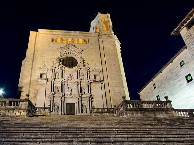 Visita nocturna a la Catedral de Girona