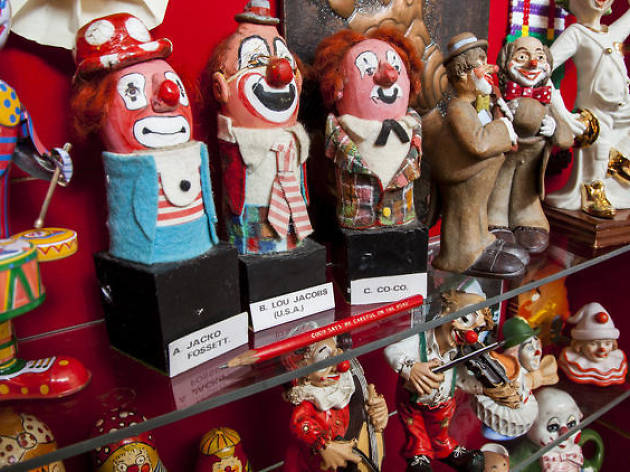 The Clowns' Gallery Open Day
