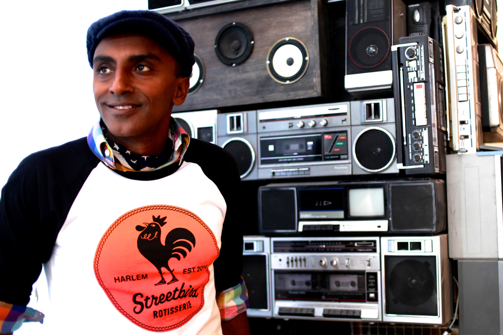 Time Out's Private Dinner with Marcus Samuelsson