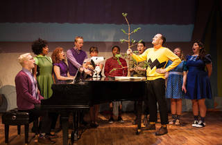 A Charlie Brown Christmas at Emerald City Theatre
