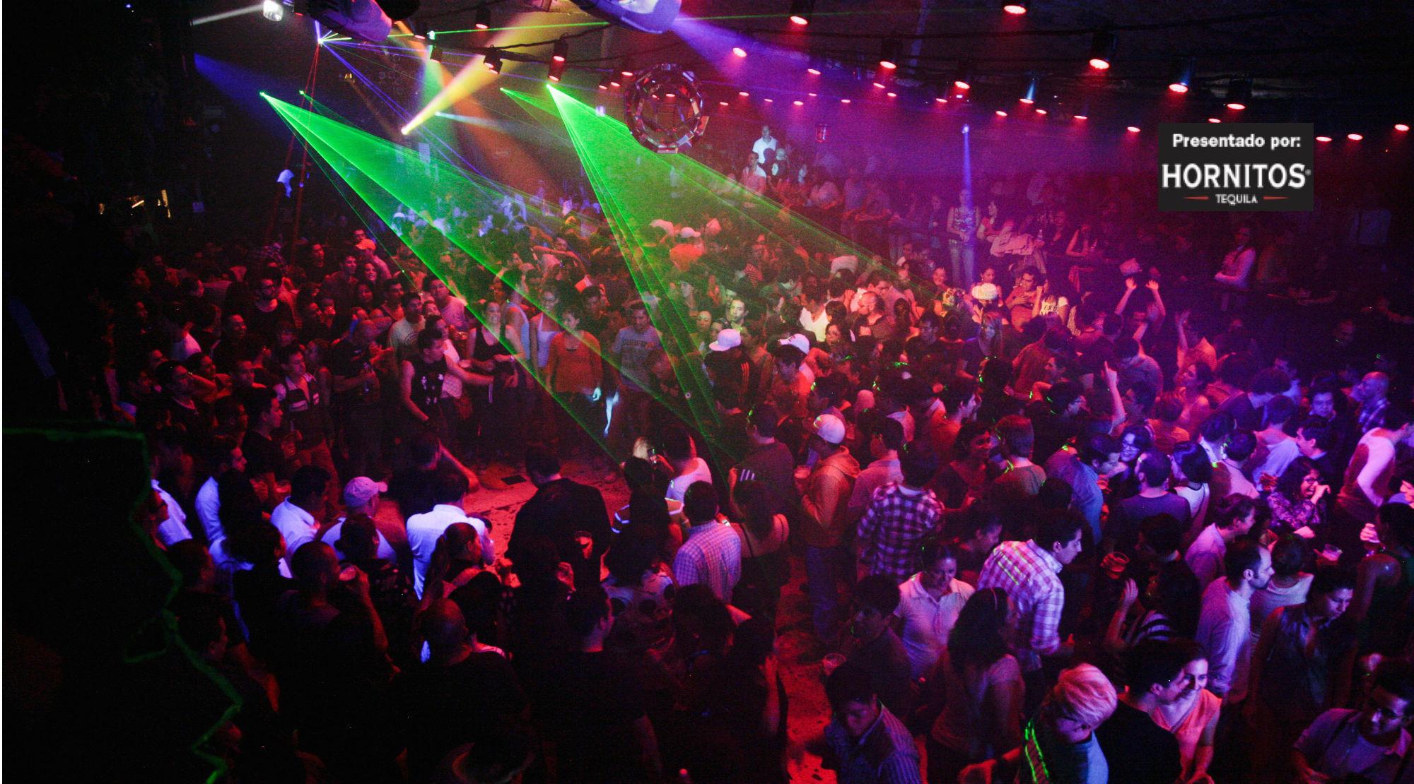 |Presentado por Tequila Hornitos| Los mejores lugares para salir a bailar