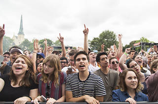 The five best things we saw on Friday at Pitchfork Music Festival